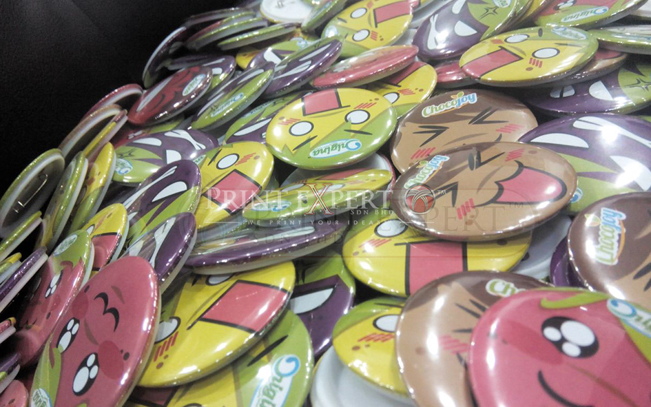 Button Badge Samples: Photo 6