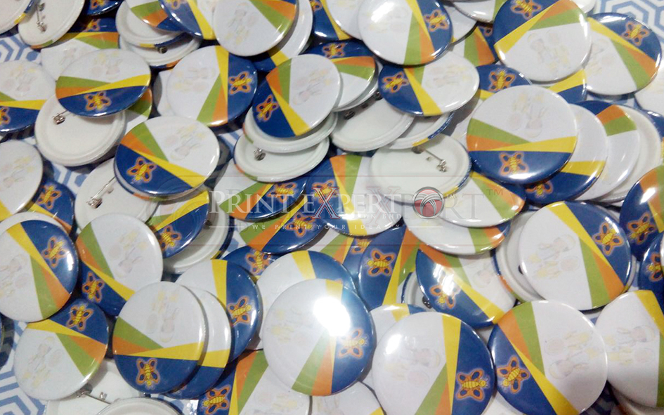 Button Badge Samples: Photo 7